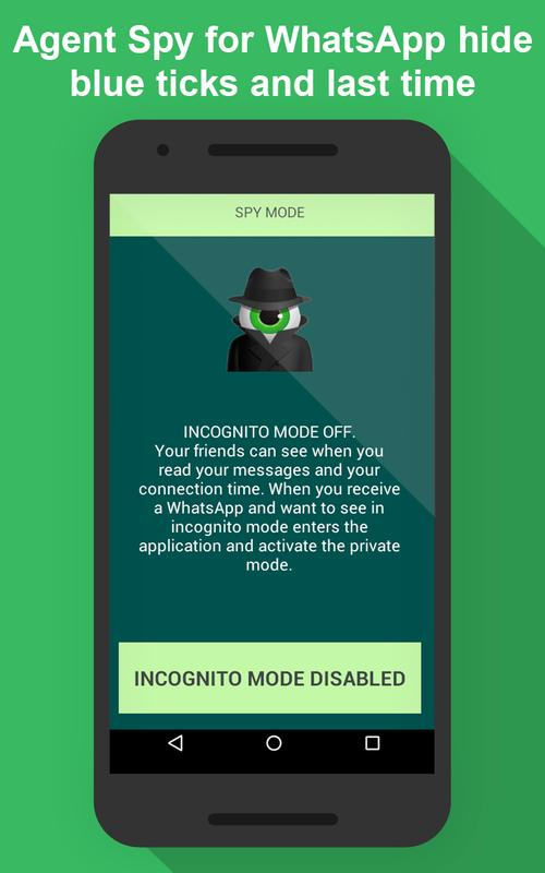 Agent Spy for WhatsAPP APK Download - Free Tools APP for Android ...