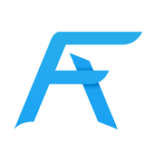 AgentFlux search home & share! icon