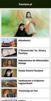 Faustyna.pl apk screenshot