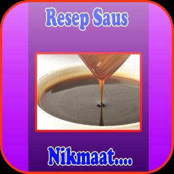 Resep Saus poster
