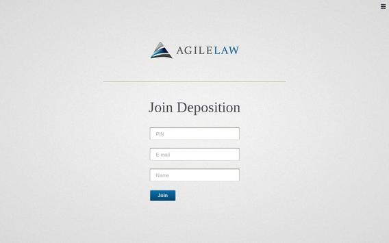 AgileLaw poster
