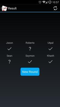 Online Agile Poker apk screenshot