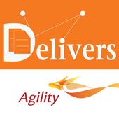 Agility Delivers icon