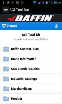 AGI Toolbox apk screenshot