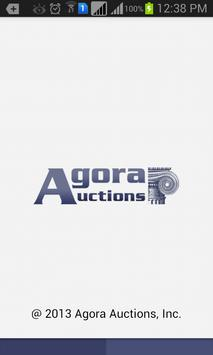 Agora Auctions poster