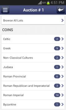 Agora Auctions apk screenshot