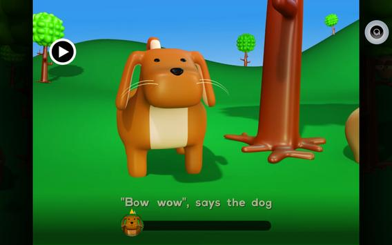 Dog Goes Bow-Wow Baby Book apk screenshot