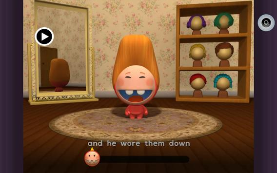 Learn to Read: Wigs StoryBook apk screenshot
