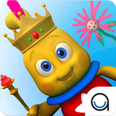 Read Along: Baby King Story icon