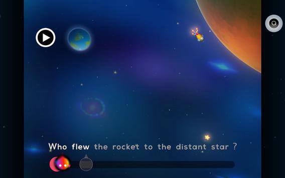 Learn to Read Rocket Storybook apk screenshot