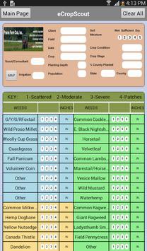 eCropScout 2.0 apk screenshot