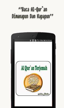 Al Quran Terjemah poster