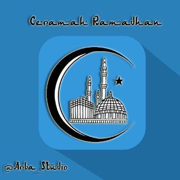 Ceramah Ramadhan poster