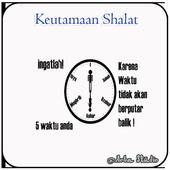 Keutamaan Shalat icon