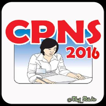 Soal CPNS 2016 poster