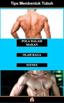 Tips Membentuk Tubuh Ideal poster