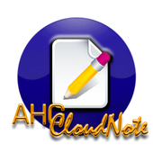 AHG Cloud Note Personal icon