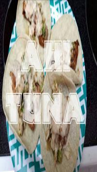 Ahi Tuna Recipes Complete poster