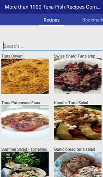 Ahi Tuna Recipes Complete apk screenshot