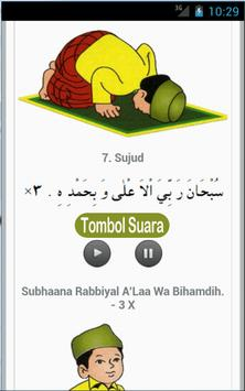 Belajar Sholat apk screenshot