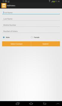 Must Vote apk screenshot