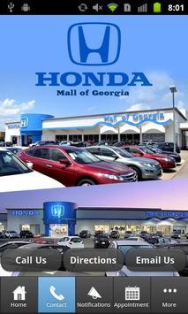 Honda Mall of GA. apk screenshot