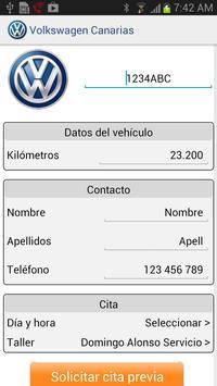 Volkswagen Canarias apk screenshot