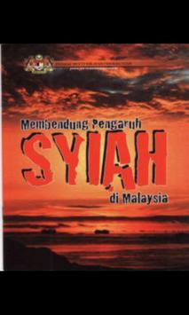 Membendung Pengaruh Syiah. poster