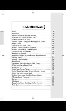 Panduan Puasa Ramadhan apk screenshot