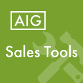 AIG Sales Tools icon