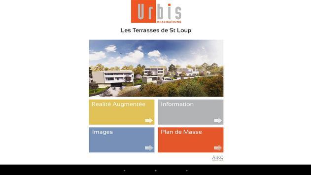 Urbis - Terrasses de St Loup apk screenshot