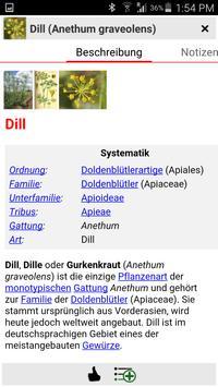Gewürze und Kräuter apk screenshot