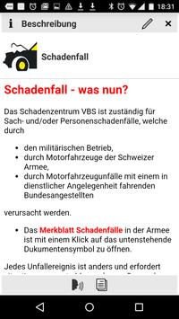Schadenzentrum VBS apk screenshot