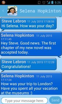 Game Chat apk screenshot