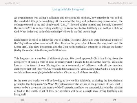 Guidelines: Bible Study apk screenshot