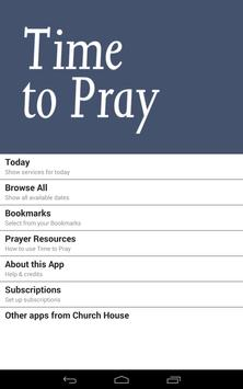 Time to Pray: from the C of E apk screenshot