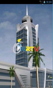 ONRTV - Tchad poster