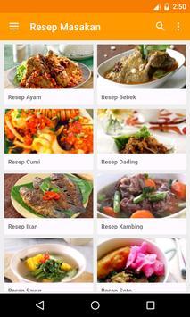 Resep Masakan apk screenshot