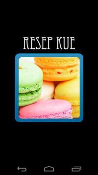 Resep Kue poster
