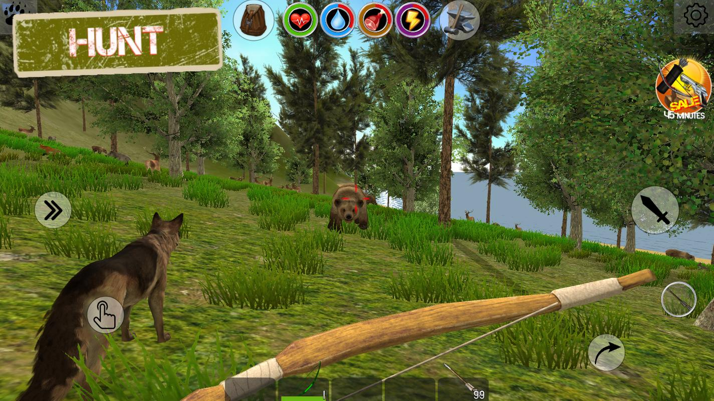 Android Survival Crafting Games