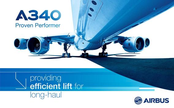 A340 Proven Performer poster
