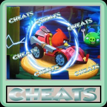 Cheats Angry Birds Go! apk screenshot