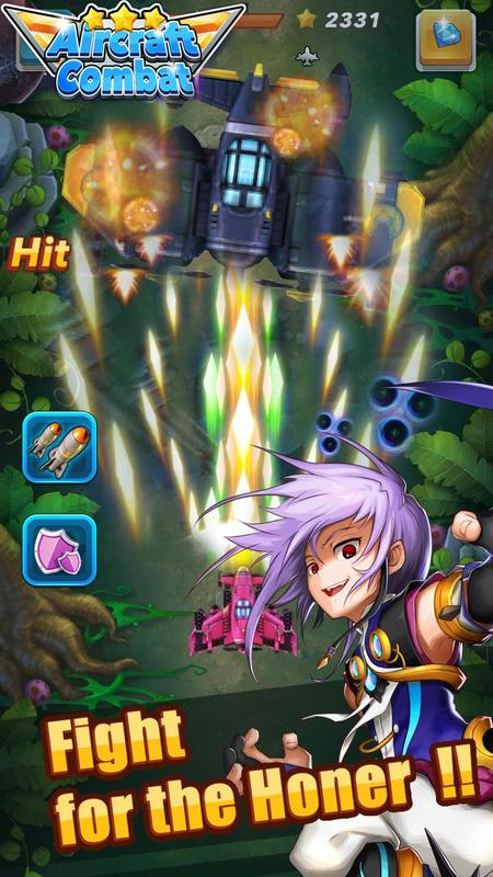 Air fighter game apk