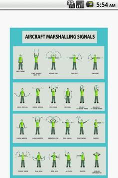 Aircraft Marshalling apk screenshot