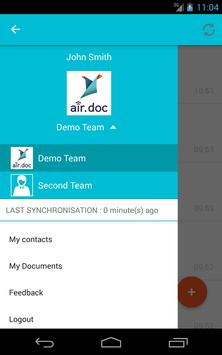 Airdoc apk screenshot