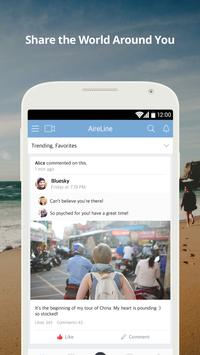 AireLive, video communication apk screenshot