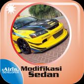 Modifikasi Mobil Sedan Keren icon