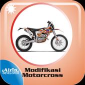 Modifikasi Motor Cross Trail icon