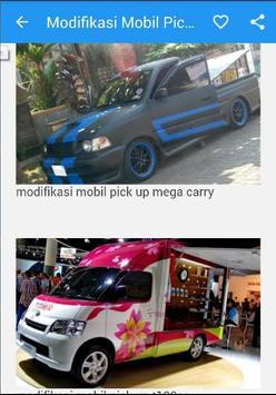 Modifikasi Mobil Pick Up apk screenshot