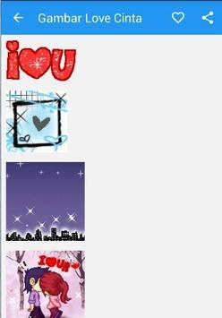 Gambar Love Cinta Wallpaper apk screenshot
